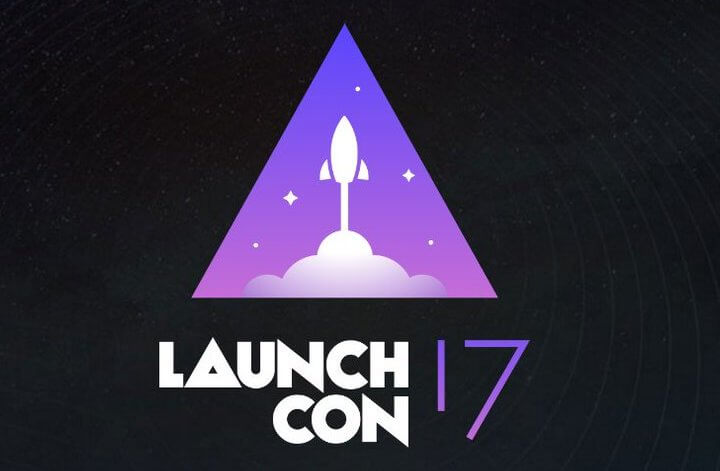 Logo for LaunchCon 2017