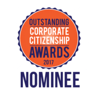 Outstanding Corporate Citizenship Awards 2017 Nominee