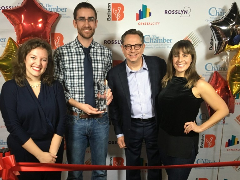 Knucklepuck Wins 'Fastest Growing Company'
